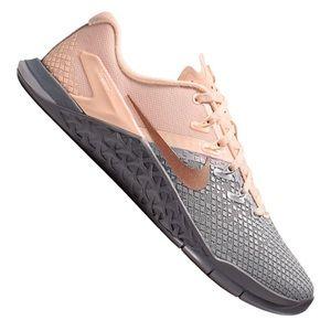 Nike Metcon 4 Rose Gold & Silver